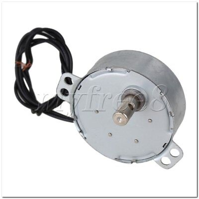 AC 220V 8-10RPM TYC-50 Synchronous Motor Torque 3Kgf.cm 4W for Electric Fan