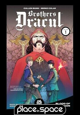 Brothers Dracul Vol 01 - Softcover