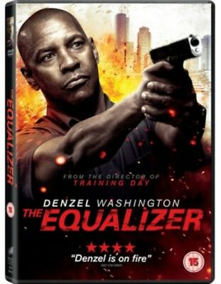 The Equalizer [DVD] [2014], 5051159251657