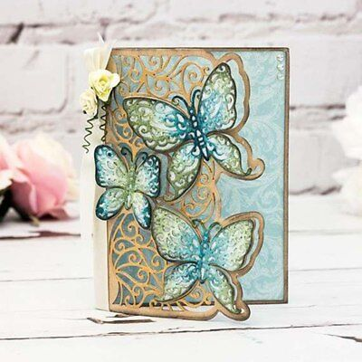 Delicate Wings Metal Cutting Dies Scrapbooking Paper Cards Crafts Decoration