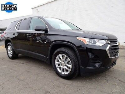 2018 Chevrolet Traverse LS 2018 Chevrolet Traverse LS SUV Used Certified 3.6L V6 24V Automatic AWD