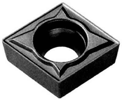 Cobra Carbide CCMT 32.51 Uncoated C550 Semi-finishing/finishing Insert Pack of10