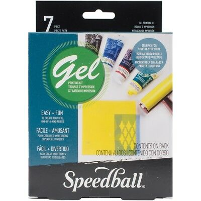 Speedball Monoprinting Starter Set-