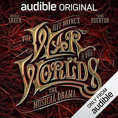 Jeff Wayne's The War of The Worlds: The Musical Drama {AUDIOBOOK}