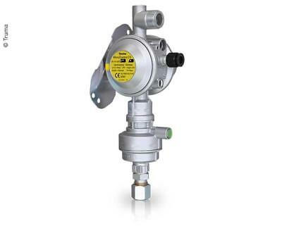 Truma Monocontrol Cs Régulation de Pression Gaz - Vertical - 30mBar - RVS10 -
