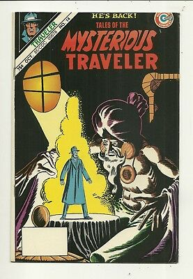 Tales Of The Mysterious Stranger # 14 Ditko Very Fine/Near Mint!! Starts at $2!!