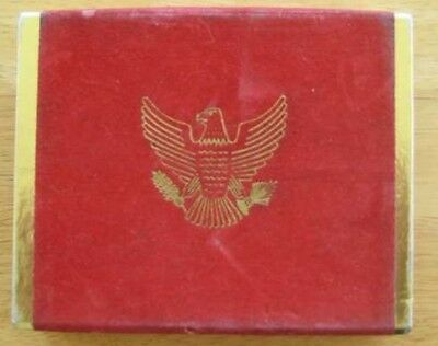 AMERICA & UNITED STATES - Velvet Box - 2 Decks Cards
