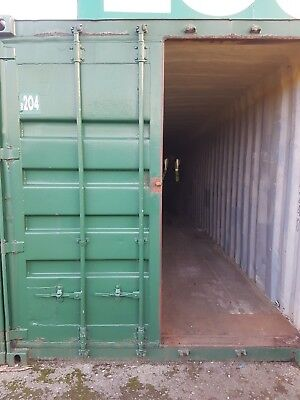 40Ft Shipping Container (Fr-204)