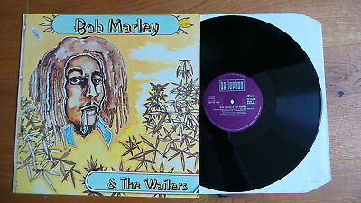 BOB MARLEY AND THE WAILERS - Same (D 1978 Bellaphon MINT) TOP Condition!