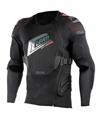 Leatt 3DF Airfit Body Protector Black
