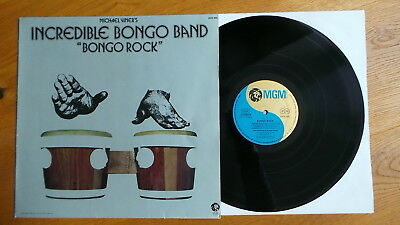 MICHAEL VINER'S INCREDIBLE BONGO BAND - Bongo Rock (D 1973 MGM)