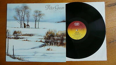 PETER GREEN - White Sky (D 1982 Creole Rec. LP) FLEETWOOD MAC BLUES