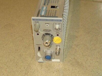 ^^ Tektronix Am503 Current Probe Amplifier Plug In- (Am1)