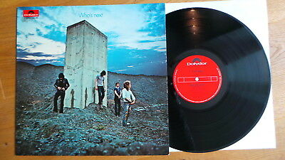 THE WHO - Who's Next (LP D RI) MODS BEAT