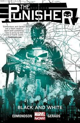 The Punisher Volume 1: Black and White, Gerads, Mitch, Edmondson, Nathan, Excell