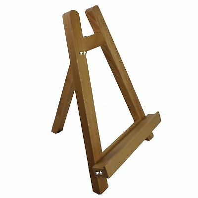 Loxley Gwent A shape display easel small table top wooden photo frame seat plans