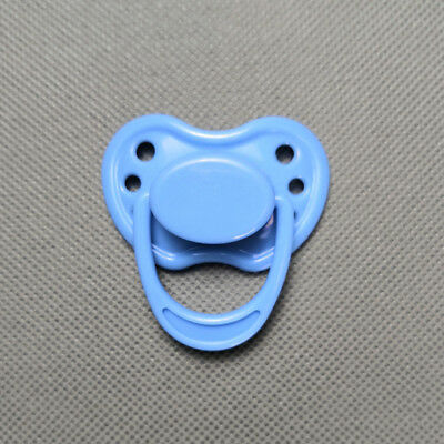 Magnetic Dummy Blue Pacifier Internal Magnet For Reborn Baby Accessories