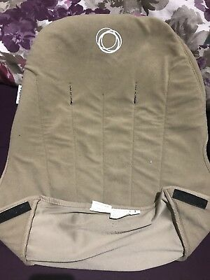 Bugaboo cameleon Seat Liner in sand Fleece Fabric will fit 1-2 cameleon.