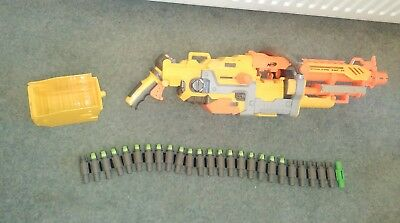 nerf havoc fire bundle and chain and storage