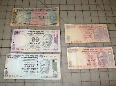 RESERVE BANK OF India 100 Rupees Note FREE SHIPPING - $6 99
