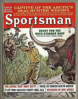 Sportsman (Male Publishing) #Vol. 10 #2 1962 VG 4.0