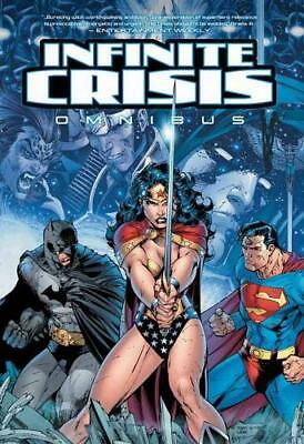 Infinite Crisis Omnibus (New Edition), Geoff Johns, Excellent