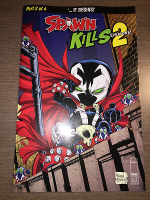 Spawn Kills Everyone Too #2 - Regular Cover - 1St Print - Image (2019)