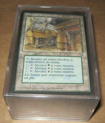 MTG Complete Series French HOMELANDS Full Set 140/140