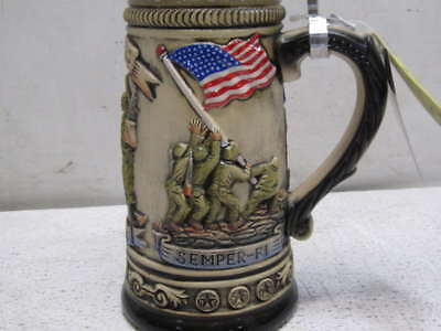 Zoller & Born Marine Corp Limited Edition Beer Stein