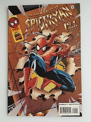 Untold Tales of Spider-Man 1st. Issue Direct Edition Sept.1995