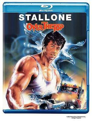 Over the Top BLURAY NEW! Sylvester Stallone Arm Wrestling Champion Lincoln Hawk!