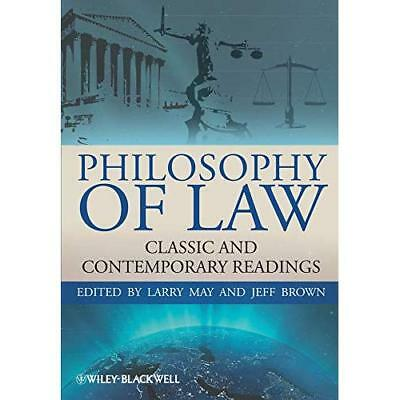 Philosophy of Law: Classic and Contemporary Readings (B - Paperback NEW May, Lar