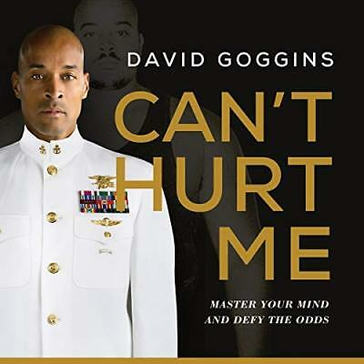 Can't Hurt Me Master Your Mind and Defy the Odds David Goggins {AUDIOBOOK}