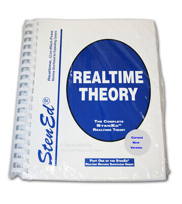 StenEd Realtime Theory  101 NEW FREE Shipping