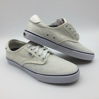 270f33a170afc3 NEW VANS CHIMA FERGUSON PRO Jacquard Checkerboard White Men s 9 ...