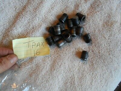 WW2 US GI M-1 Garand gas cylinder locking screw plug T  PAX mark IHC SA HRA