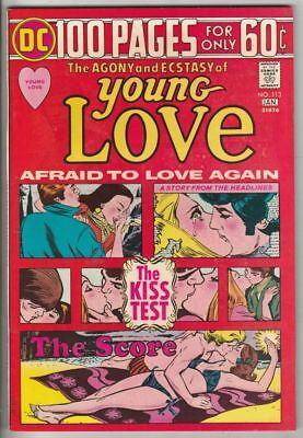 Young Love # 113 Strict NM/NM- Giant-Size 100 Pager Reprints early stories