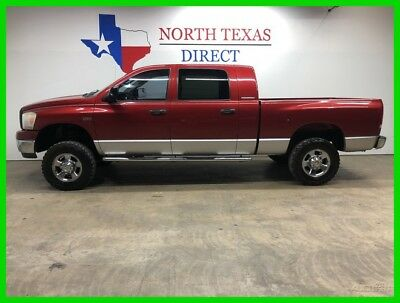 2006 Dodge Ram 1500 SLT 4x4 MegaCab Hemi Towing Pkg Alluminum Wheels 2006 SLT 4x4 MegaCab Hemi Towing Pkg Alluminum Wheels Used 5.7L V8 16V Automatic