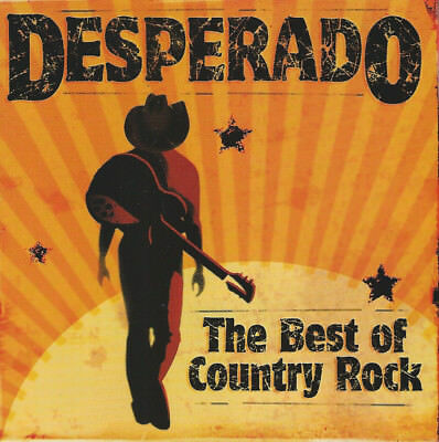 TIME LIFE  Desperado: The Best of Country Rock 2 CD Set Limited Edition 70s