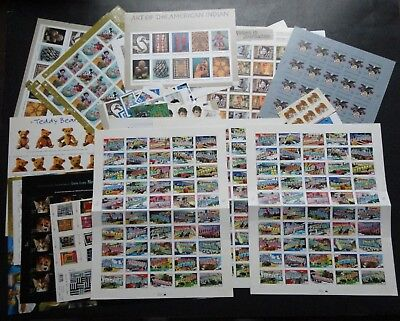 Usa Self Adhesive Postage Stamps All Usable For Usps Mail Face Value $244.49