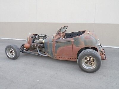 1935 Chevrolet Roadster  1935 Chevy Humpback Roadster Rat Rod -Hot Rod -Street Rod -327 Small Block Chevy
