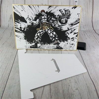 One Piece Eustass Captain Kid Ichiban-Kuji Art Shikishi Anime Manga /6021