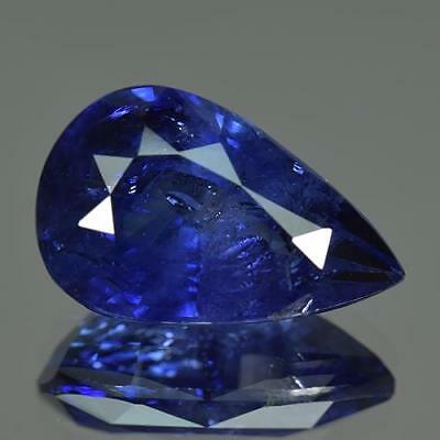4.23 cts Sparkling 100% Natural Nice Blue Color heated Sapphire