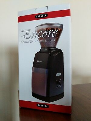 Baratza Encore Espresso Filter Coffee Grinder Home Cafe Aeropress