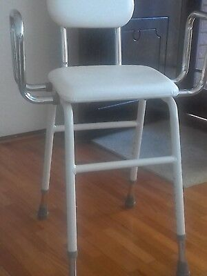 height adjustable support chair. good condition.
