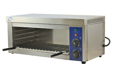 Chef-Hub Commercial Electric Salamander Toaster Grill 2Kw Uk