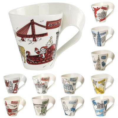 Villeroy Boch Cities Of The World Coffee To Go Becher Sydney