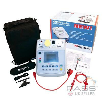 *NEW* Megger PAT350 PAT Tester with Flash Test 1000-743 / UK Stock and Seller