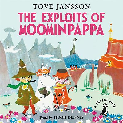 The Exploits Of Moominpappa por Tove Jansson