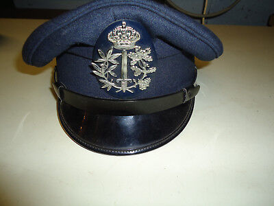 ancienne casquette police belge